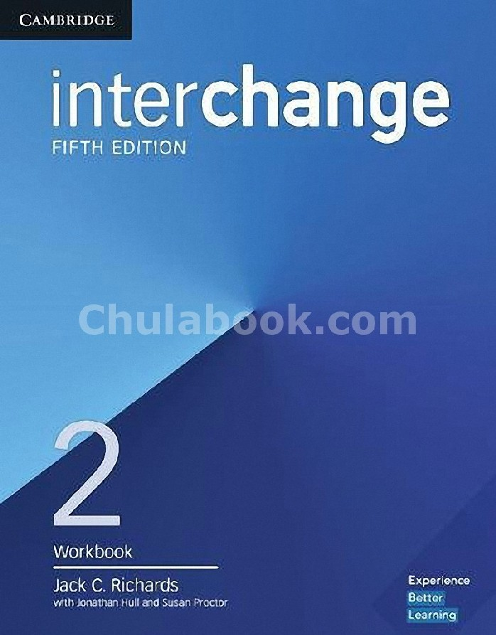 INTERCHANGE 2: WORKBOOK