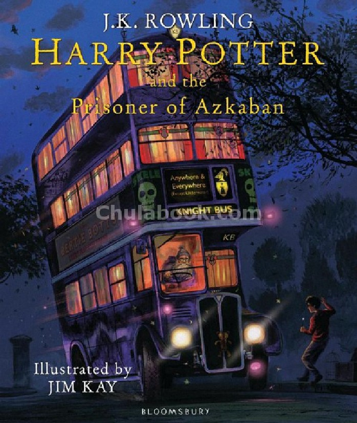 HARRY POTTER AND THE PRISONER OF AZKABAN: THE ILLUSTRATED EDITION (UK VERSION) (HC)
