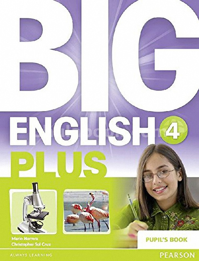 BIG ENGLISH PLUS 4: PUPIL'S BOOK