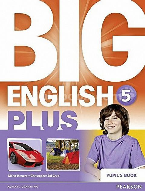 BIG ENGLISH PLUS 5: PUPIL'S BOOK