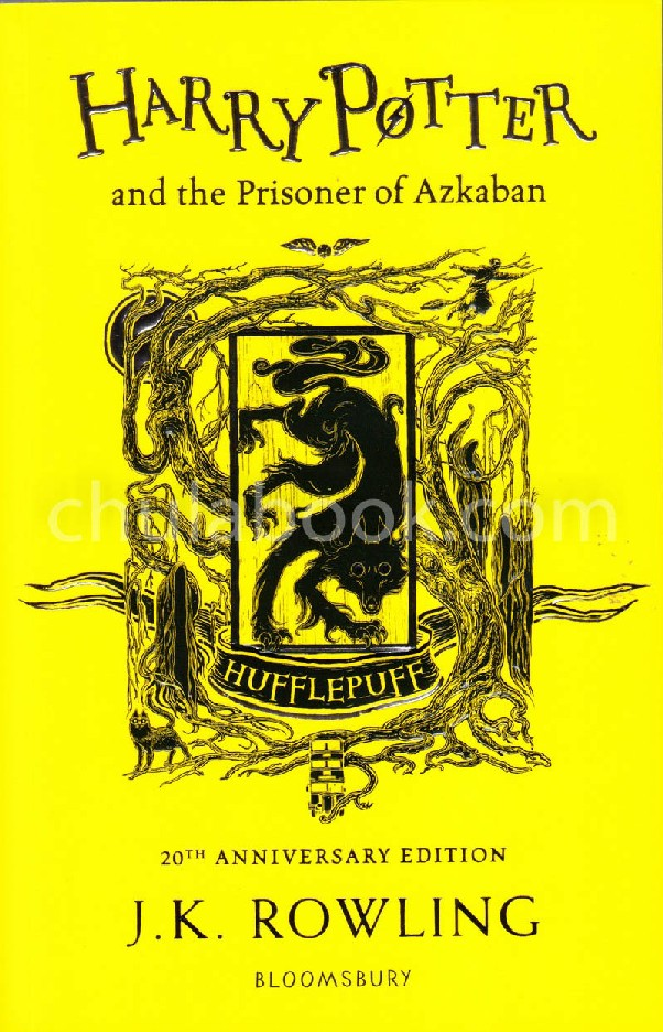 HARRY POTTER AND THE PRISONER OF AZKABAN (HUFFLEPUFF EDITION)