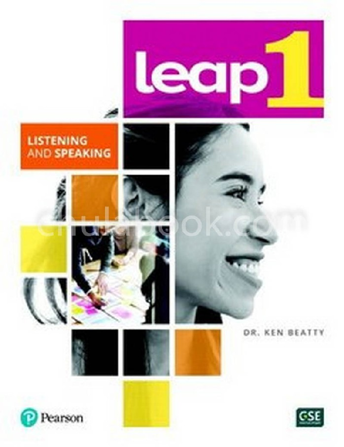 LEAP (LEARNING ENGLISH FOR ACADEMIC PURPOSES) 1: LISTENING AND SPEAKING (STUDENT BOOK)