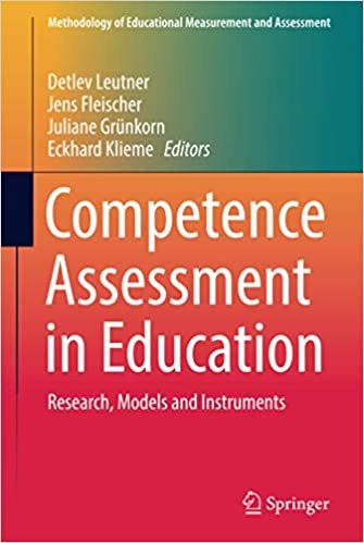 COMPETENCE ASSESSMENT IN EDUCATION: RESEARCH, MODELS AND INSTRUMENTS (HC)