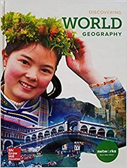 DISCOVERING WORLD GEOGRAPHY (STUDENT EDITION) (HC)