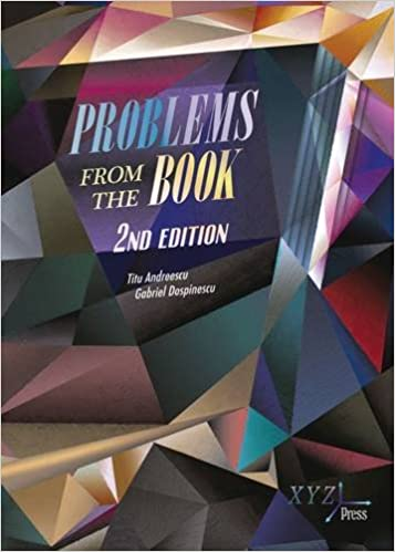 PROBLEMS FROM THE BOOK (HC)