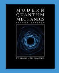 MODERN QUANTUM MECHANICS (HC)