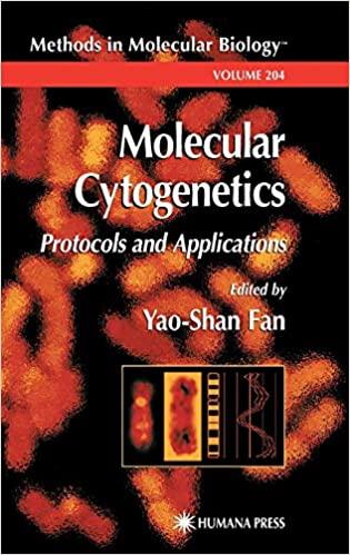 MOLECULAR CYTOGENETICS: PROTOCOLS AND APPLICATIONS