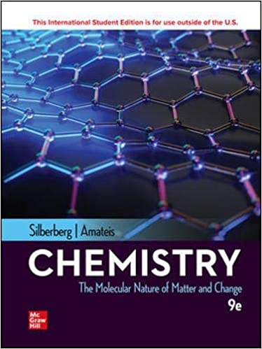 CHEMISTRY: THE MOLECULAR NATURE OF MATTER AND CHANGE (ISE)