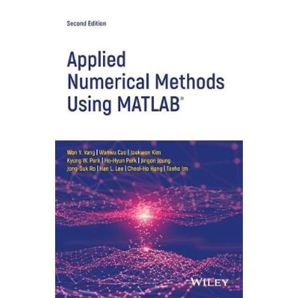 APPLIED NUMERICAL METHODS USING MATLAB (HC)
