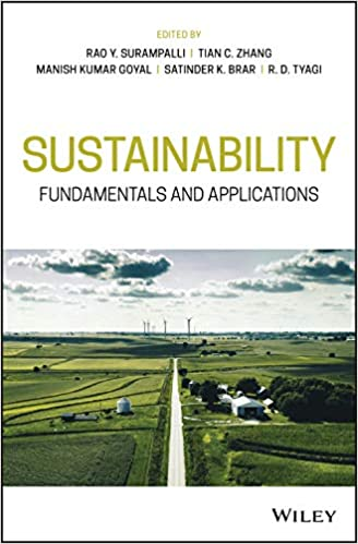 SUSTAINABILITY: FUNDAMENTALS AND APPLICATIONS (HC)